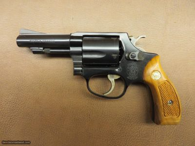 Smith Wesson Model 37