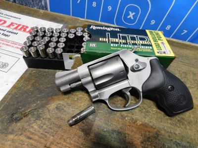 Smith Wesson Model 638