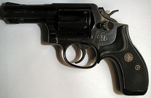 Smith Wesson Model 13