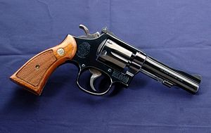 Smith Wesson Model 15