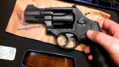 Smith Wesson Model 386