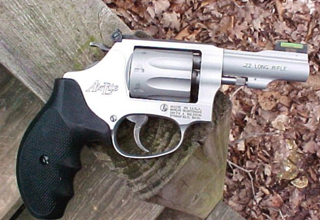 Smith Wesson Model 317
