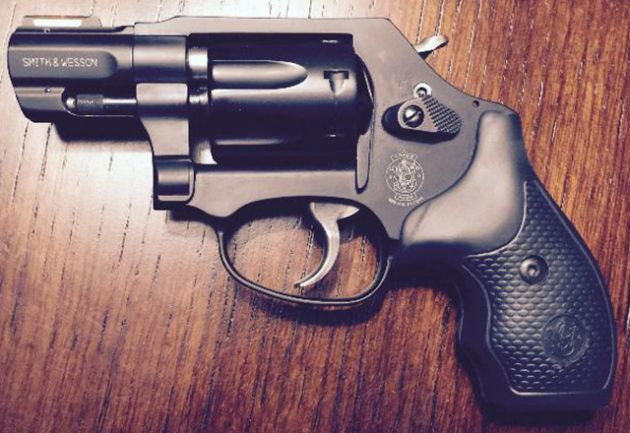 Smith Wesson Model 351 C