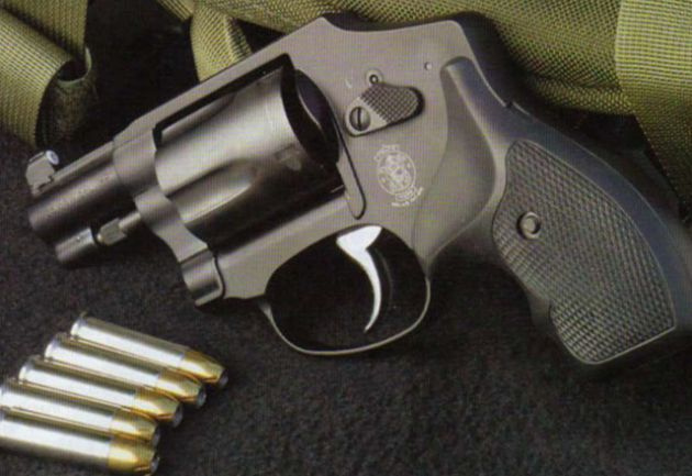 Smith Wesson Model 442 By Smith Wesson Guru