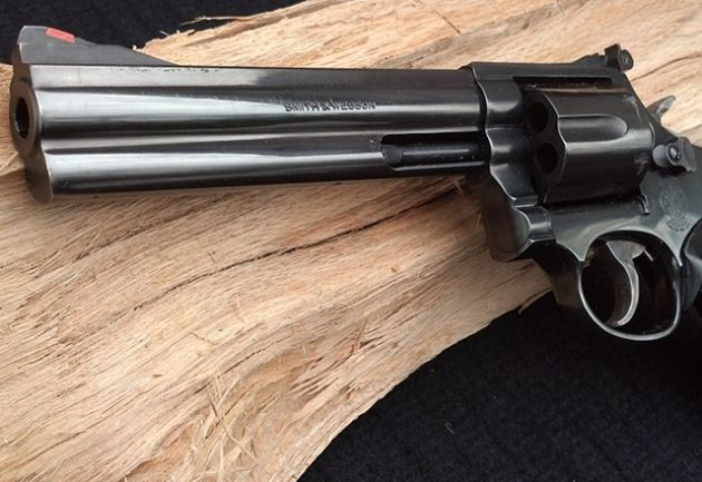 About Smith Wesson Model 586